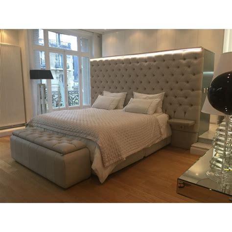 canapé cottage tête de lit capitonnée à l 39 anglaise personnalisable