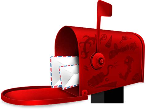 mailbox icon transparent mailbox png transparent images png all