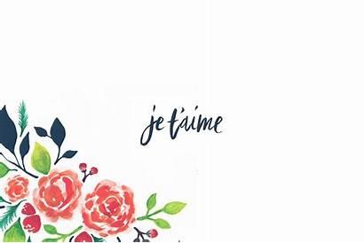 Desktop Girly Wallpapers Backgrounds Je Flower Watercolor