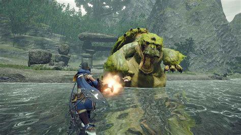 Monster Hunter Rise Weapons List