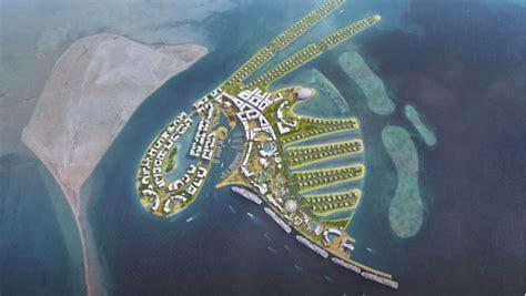qatars oryx island  offer  floating hotels