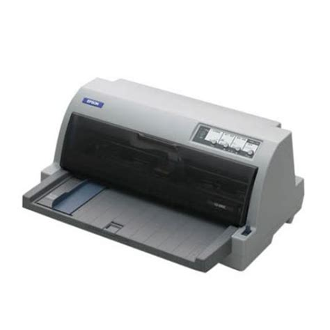 Designed with the dot matrix user in mind, our latest model has an impressive print speed of up to 529 cps. EPSON LQ-690C 點陣印表機 -GOHAPPY快樂購物網