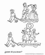Parade Coloring Pages Float Christmas Drawing Sheets Floats Honkingdonkey Sheet Macy Getdrawings Meaning Children Fun sketch template