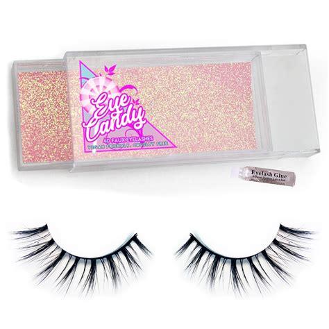 gatsby eye candy  faux lashes