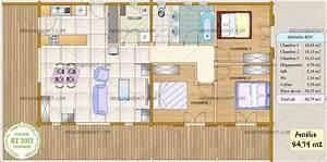 Maison En Bois En Kit Tarif : tarifs maisons en bois ventana blog ~ Premium-room.com Idées de Décoration