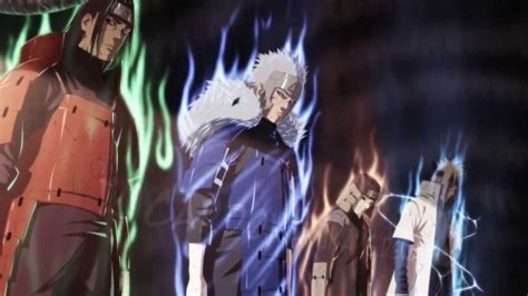 naruto  hokages  action sage    paths youtube