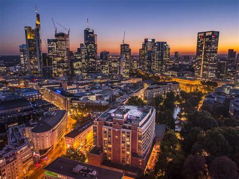 Hotel Hilton Frankfurt City Centre, Germany
