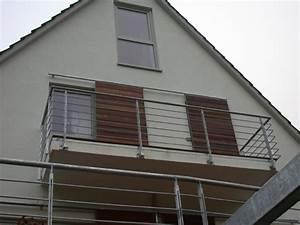 Balkon Selber Bauen Stahl : balkongel nder aus verzinktem stahl preis per lfm ~ Lizthompson.info Haus und Dekorationen