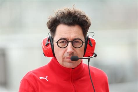 """Mattia binotto promette una ferrari competitiva a budapest. Mattia Binotto: """"La Ferrari è pronta a far dimenticare in fretta mesi difficili"""" — La Fiamma"""