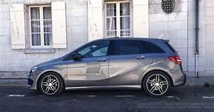 Classe B Amg : essai auto mercedes benz classe b 180d fascination avis test monospace ~ Gottalentnigeria.com Avis de Voitures