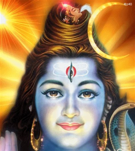 Hindu Gods Wallpapers Animated - shiv bhagwan animated wallpaper hindu god dharmik images