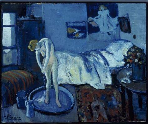 Das 7 Zimmer by Theaterliebe Blau Rilke Picasso Benn