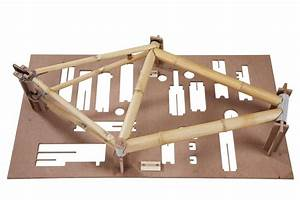 Bamboobee Build It Yourself Bamboo Bicycle Kit – $170 ...