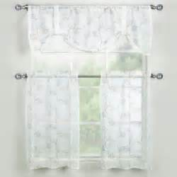 buy sheer kitchen curtains from bed bath beyond