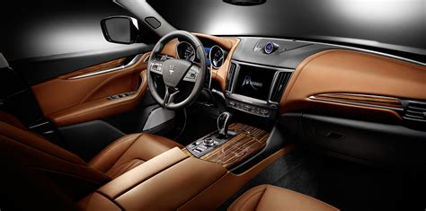 maserati truck red interior maserati levante v8 rumoured diesel only for local launch