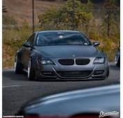 BMW E63 M6 Grey Widebody  Cars Bmw
