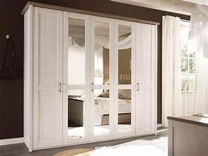 Kleiderschrank Pinie Weiß : luba dreht renschrank kleiderschrank 5trg pinie wei tr ffel ~ Orissabook.com Haus und Dekorationen