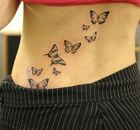 quelle est la signification des tatouages de papillon