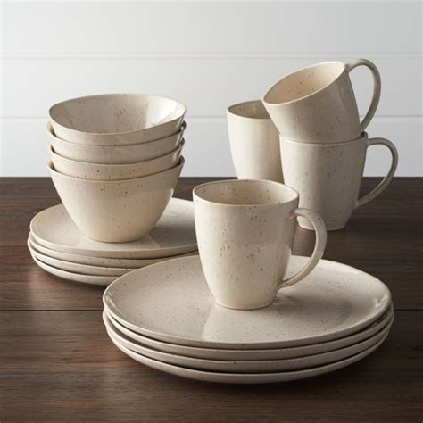 dinnerware wilder piece crate stoneware barrel dishes pottery dining fall natural gravy boat room crateandbarrel table indian summer well