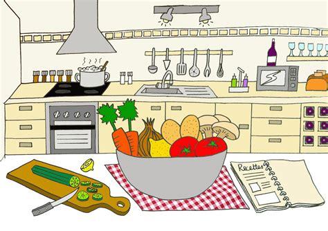 cuisine illustration la cuisine mélie mélo