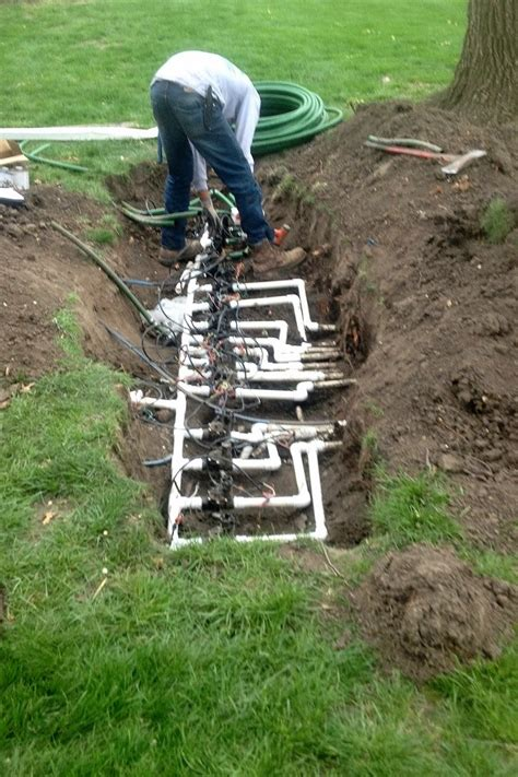 Smith Brothers Lawn And Tree Care  Landscape Drainage
