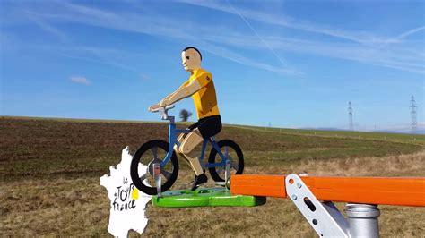 girouette cycliste anime youtube
