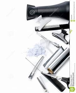 Hairdresser Accessories Stock Photo - Image: 29959280