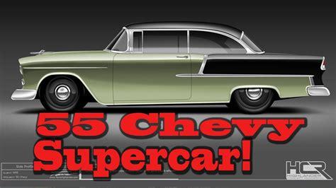 build   chevy supercar  tom nelson nre