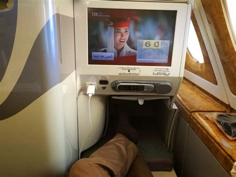 siege business air business class emirates air pas encore au niveau