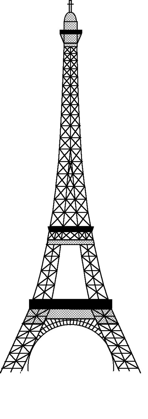 eiffel tower drawing eiffel tower drawing drawings tower