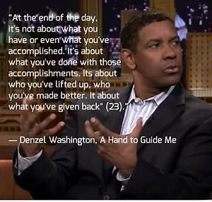 Denzel Washington Quotes. QuotesGram