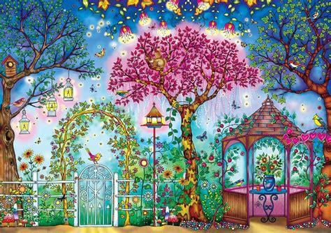 secret garden johanna basford songbird garden pc