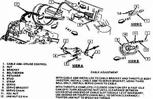 84-88 G-body Cruise Control Systems Diagnosis