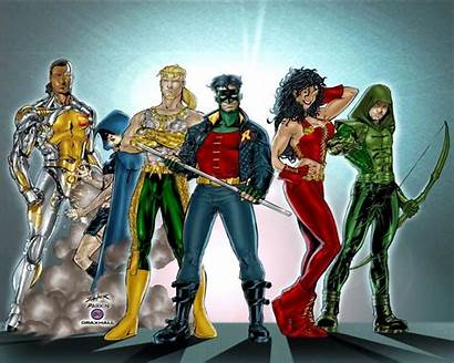Titans Teen Wallpapers Cool 52 Fanpop Improved