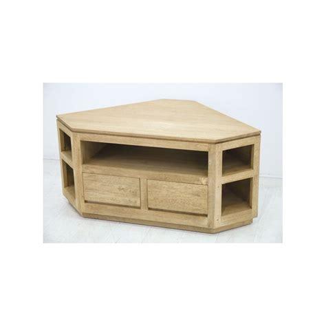 chaise monsieur meuble meuble tv d 39 angle hévéa 120cm olga pier import