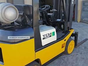 Tcm Fcg25 Propane Forklift