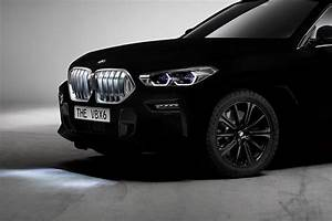 Light Absorbing Paint Vantablack Is The New Black For The Bmw X6 But Why