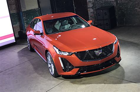 cadillac expands v series line up with ct5 v ct4 v