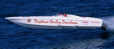 Performance Boats Listing by Research Donzi Marine 38 Zr Competition High Performance