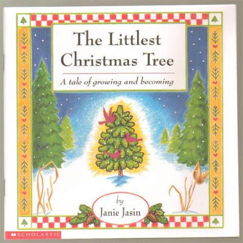 librarika the littlest christmas tree a tale of growing