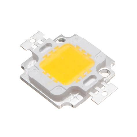 12v 10w led 10w 900lm white warm white high power bright led light l chip dc 9 12v us 0 99