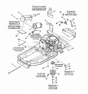Craftsman Zts7500 Parts List And Diagram