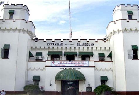 correction bureau p noy to get list of bilibid inmates eyed for pardon