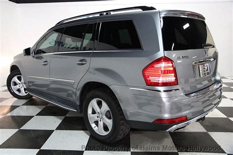 The gl350 has a turbodiesel v6 that test drivers said is a bit slow from a stop, but has plenty of power otherwise. 2012 Used Mercedes-Benz GL-Class GL450 4MATIC at Haims Motors Serving Fort Lauderdale, Hollywood ...