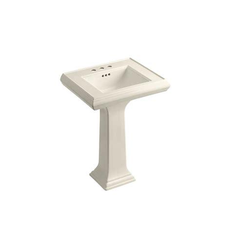 cleaning kitchen sinks kohler reve semi ceramic pedestal combo bathroom sink in 2238