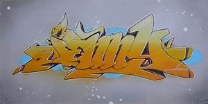 Graffiti Für Kinderzimmer : graffiti leinwand f r das kinderzimmer ~ Sanjose-hotels-ca.com Haus und Dekorationen