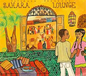 Sahara Lounge  2004  Cd