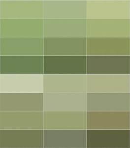 Farbpalette Wandfarbe Grün : wandfarbe olivgr n entspannt die sinne und k mpft gegen alltagsstress wohnung pinterest ~ Indierocktalk.com Haus und Dekorationen