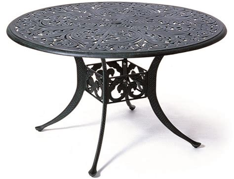 chateau by hanamint luxury cast aluminum patio furniture