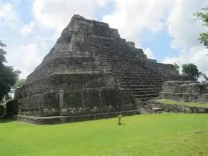 Chacchoben Mayan Ruins Mexico